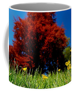 Colorful Spring Coffee Mug