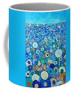 Colors Field In My Dream Coffee Mug