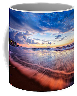 Colors In Surf Coffee Mug
