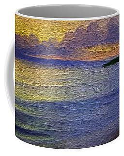 Colors Of Paradise Coffee Mug by Anthony Fishburne
