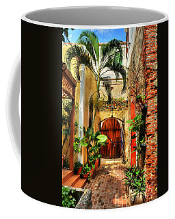 Coffee Mug featuring the photograph Colors Of Saint Thomas 1 by Mel Steinhauer
