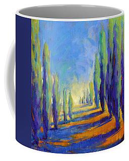 Colors Of Summer 8 Coffee Mug