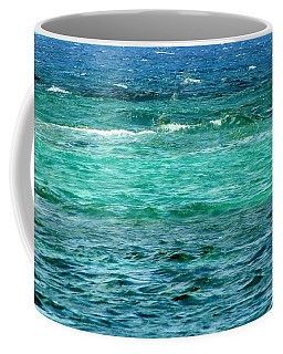 Colors Of The Sea  Coffee Mug