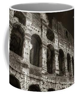 Colosseum Wall Coffee Mug