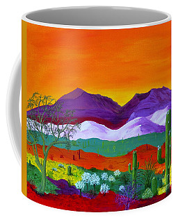 Colour Explosion Coffee Mug