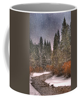 Colours Of Winter Coffee Mug
