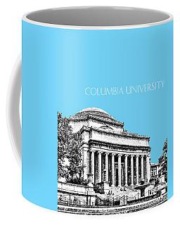 Columbia University - Sky Blue Coffee Mug