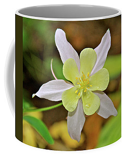 Columbine Charlie's Garden Coffee Mug