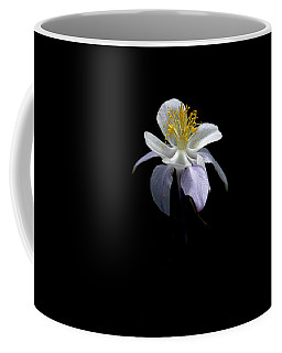 Coffee Mug featuring the photograph Columbine by David Andersen