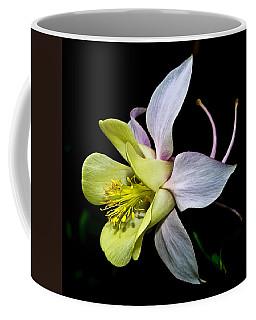 Columbine Coffee Mug by Jane McIlroy