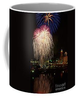 Columbus Red White And Boom Coffee Mug