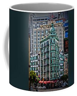 Columbus Tower In San Francisco Coffee Mug