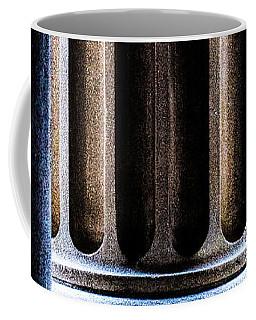 Column Number Nine  Coffee Mug