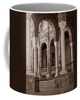 Columns And Arches Coffee Mug