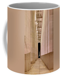 Columns And Monuments Coffee Mug