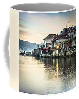 Combarro Pontevedra Galicia Spain Coffee Mug by Pablo Avanzini