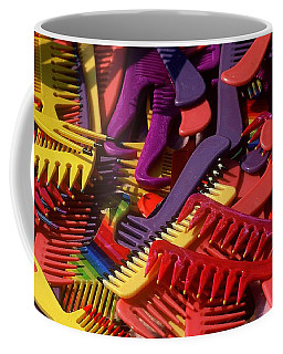 Coffee Mug featuring the photograph Combs by Rodney Lee Williams