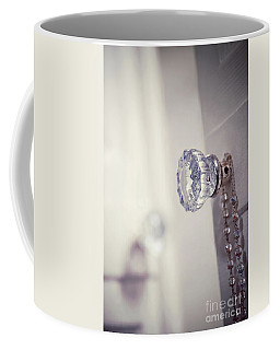 Coffee Mug featuring the photograph Come Early Morning by Trish Mistric