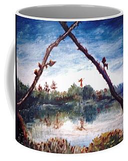 Come Here Coffee Mug