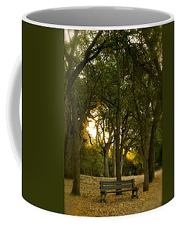 Come Sit Awhile Coffee Mug