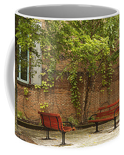 Come Sit With Me Coffee Mug