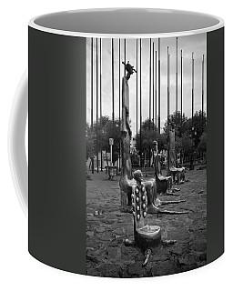 Come Sit With Us Coffee Mug by Lynn Palmer