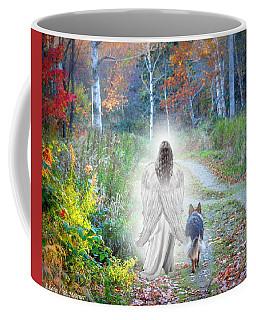Come Walk With Me Coffee Mug