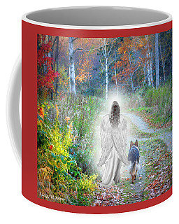 Come Walk With Me Coffee Mug