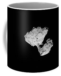 Coffee Mug featuring the photograph Comet Churyumov-gerasimenko by Science Source