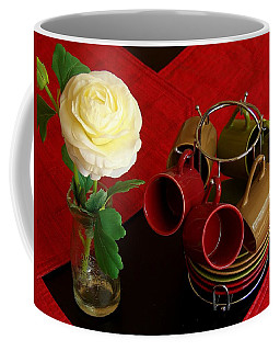 Coffee Mug featuring the photograph Comfort Zone by Rodney Lee Williams