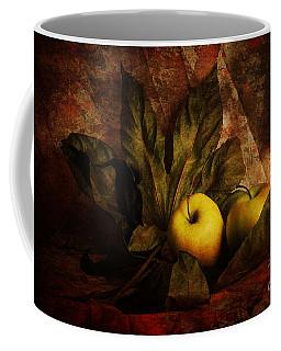 Comfy Apples Coffee Mug
