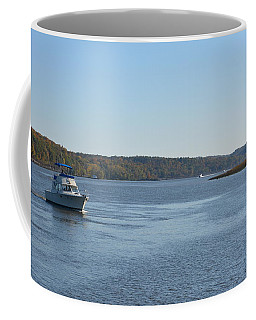 Coming Ashore Coffee Mug