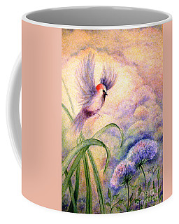 Coming To Rest Coffee Mug by Hazel Holland