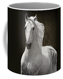 Coffee Mug featuring the photograph Coming Your Way by Wes and Dotty Weber