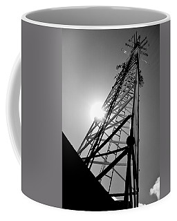 Comm Tower Coffee Mug