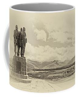 Commando Memorial 3 Coffee Mug