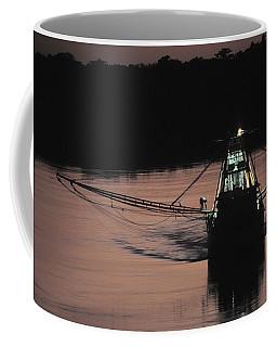 Commercial Fishing Coffee Mug