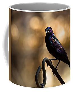 Common Grackle Coffee Mug