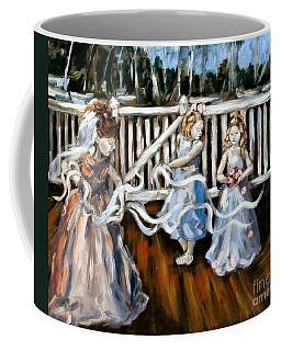 Communion Coffee Mug by Carrie Joy Byrnes