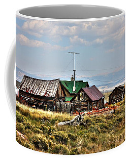 Coffee Mug featuring the photograph Como I by Lanita Williams