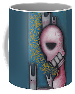 Companions Coffee Mug by Abril Andrade Griffith