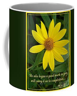 Completion Coffee Mug
