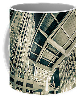 Coffee Mug featuring the photograph Complex Architecture by Alex Grichenko