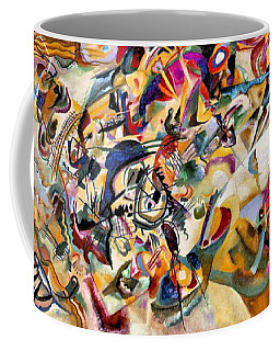 Composition Vii  Coffee Mug