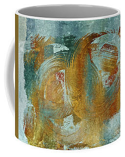 Composix 02a - V1t27b Coffee Mug by Variance Collections