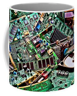 Computer Parts Coffee Mug