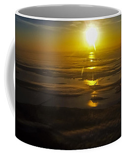 Conanicut Island And Narragansett Bay Sunrise II Coffee Mug