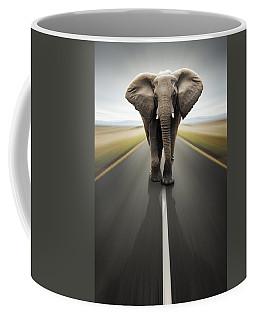 Heavy Duty Transport / Travel By Road Coffee Mug