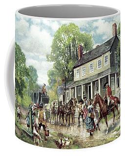 Concord, C1775 Coffee Mug