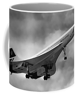 Concorde Supersonic Transport S S T Coffee Mug